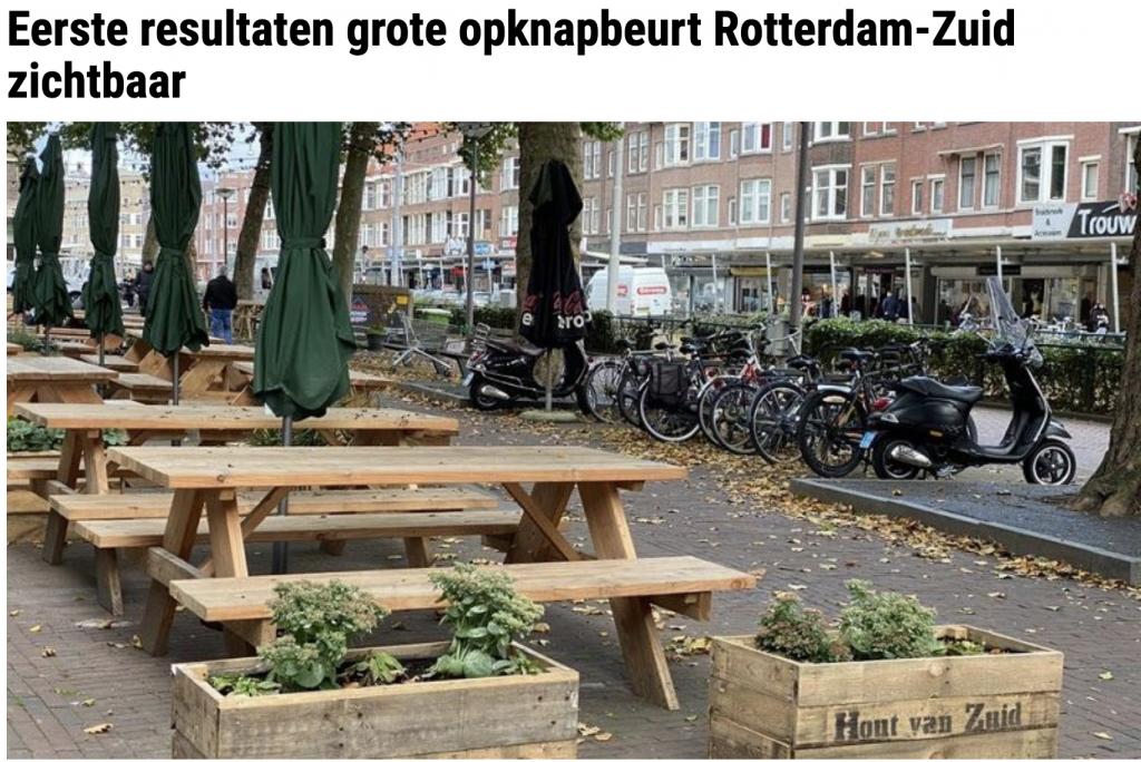 Eerste resultaten grote opknapbeurt Rotterdam-Zuid zichtbaar