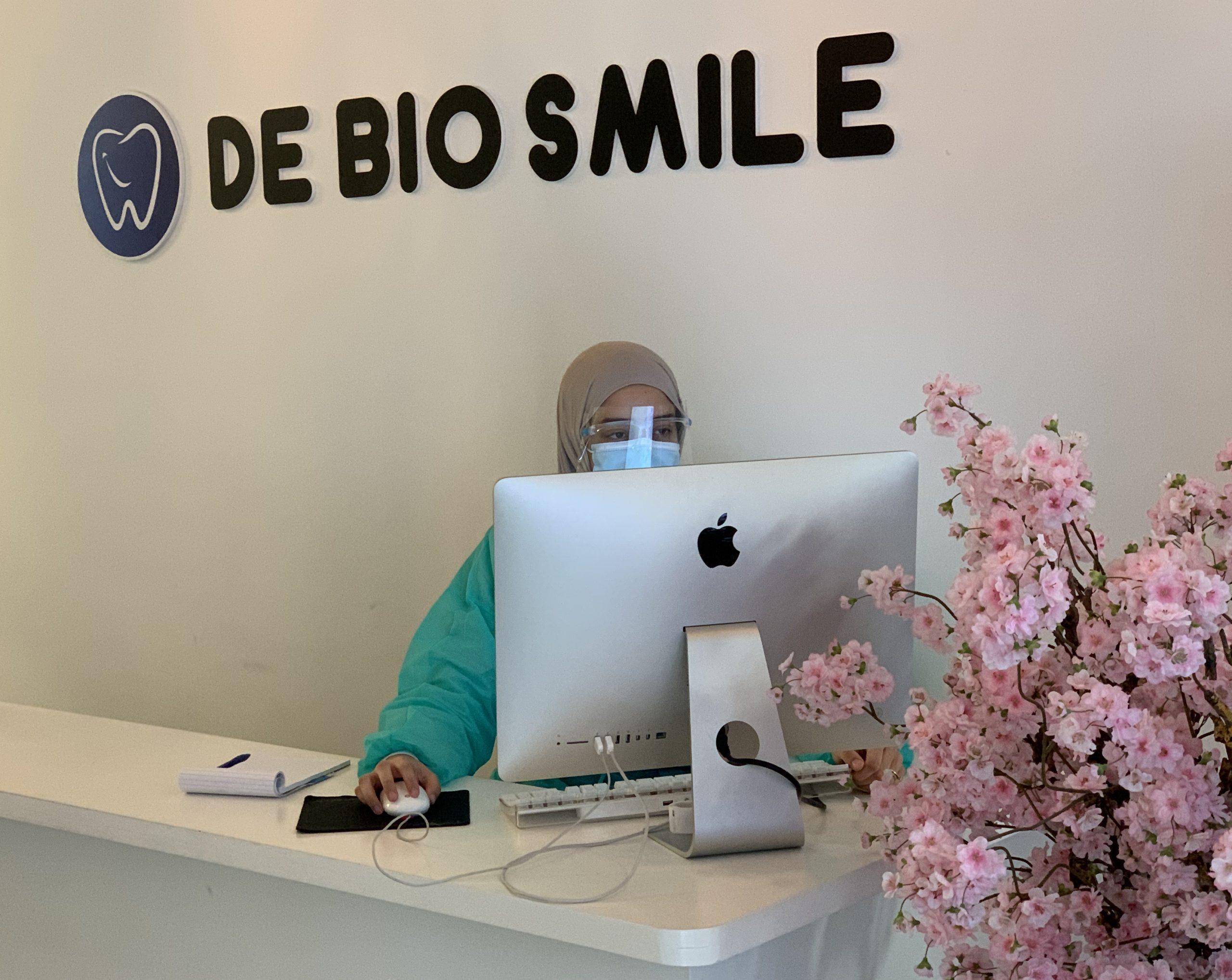 Van Bio smile naar corona teststraat