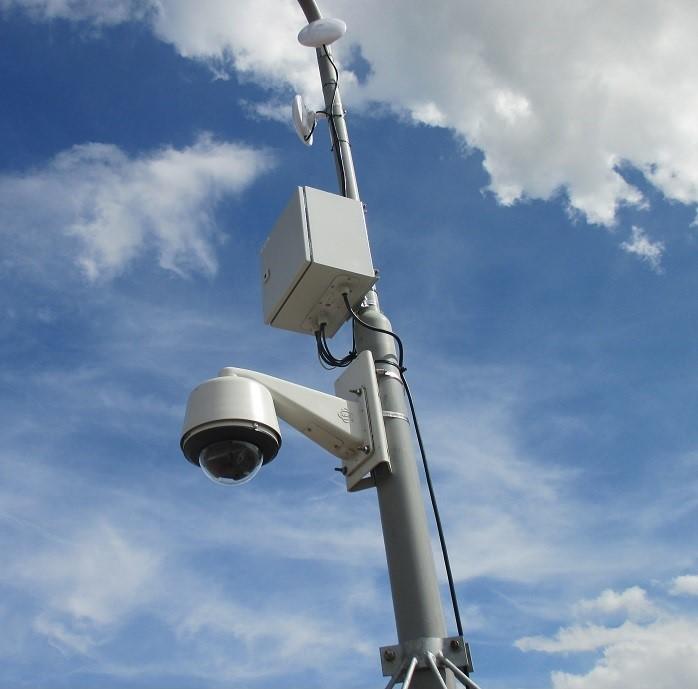 onderhoud camera's op de BEIJERLANDSELAAN